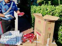Afragola: Piazze di spaccio e contrabbando di sigarette nel mirino. Due arresti dei carabinieri