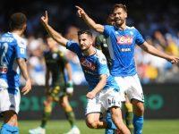 Napoli-Brescia: 2-1, il Napoli torna alla vittoria