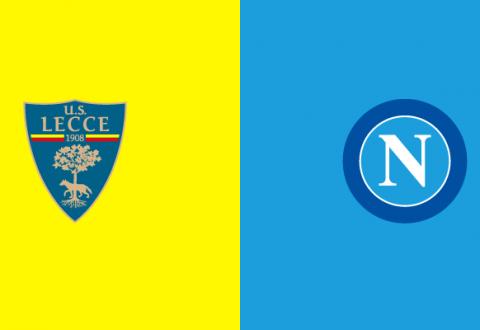 Napoli corsaro a Lecce, poker azzurro: risultato finale 1-4