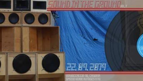 """Casoria: """"Sound in the Ground"""" evento Terranostra occupata"""