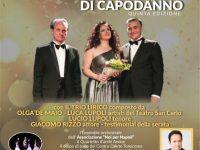 Napoli, al Teatro delle Palme la V Edizione del Gran Concerto di Capodanno 2020