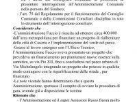 Casoria: interrogazione 'urgente' in forma scritta al sindaco e all'assessore ambiente