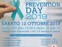 Ottobre, mese della prevenzione: Primo Prevention Day 2019