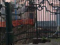 Casoria rischio voragini, nuovo crollo in zona San Mauro