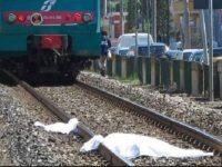 Casoria: Donna muore sui binari del treno