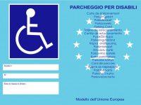 Permessi per disabili, polemiche sul numero eccessivo