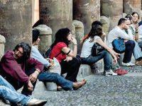 """L'Italia capofila nella particolare classifica dei giovani """"neet"""", che non studiano e non lavorano"""