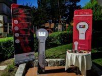 Auto elettriche: ad Atena Lucana una colonnina di ricarica veloce