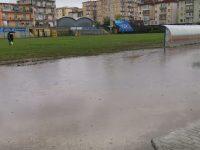 Il San Mauro non regge la pioggia. Rinviata anche Casoria-Marcianise