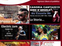 Casoria, festa dei popoli 2019: da stasera a domenica parte lo street food con musica in villa