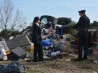 """""""Terra dei Fuochi"""" al setaccio dei carabinieri. Denunce e sequestri  anche nell'area nord…Video"""
