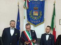 Casoria prima unione civile celebrata al comune, la soddisfazione del sindaco Bene