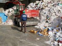 Volla: carabinieri del NOE sequestrano 1.200 mc di rifiuti, sequestrano azienda e denunciano 2 persone