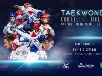 Casoria ospiterà i Campionati Italiani Taekwondo