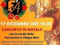 Casoria: Concerto di Natale presso la Chiesa S. Ludovico