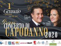 A Napoli il Concerto di Capodanno: un salotto di musica, canto e danza