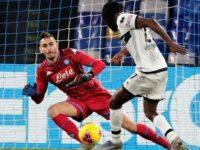 Napoli-Parma: 1-2. La prima di Gattuso non sortisce gli effetti desiderati