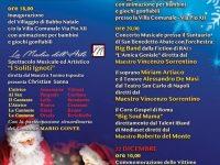 Natale Casoriano: da oggi, una serie di eventi per la città e i cittadini