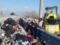Stamane l'avvio del piano dell'Amministrazione comunale e di Casoriambiente per ripulire la Cantariello