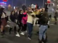 Casoria: ragazzina aggredita da una baby gang all'Uci Cinema, video shock