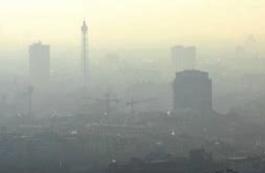 Legambiente: Napoli tra le città coperte dallo smog secondo i dati del rapporto Mal'aria