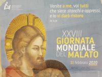 11 febbraio. La chiesa Santa Maria Francesca delle Cinque Piaghe celebra la Giornata Mondiale del Malato