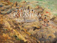 """""""L'Arte in Camera"""", boom di partecipanti al Palazzo della Borsa"""