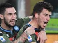 Samp-Napoli: 2-4, dopo quasi trent'anni un altro Diego segna per gli azzurri