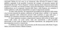 Comunicato stampa della Curia Arcivescovile di Napoli. Coronavirus: Stop alle strette di mano e comunione eucaristica sulla mano!