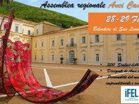 Assemblea Regionale di Anci Campania- 28 e 29 Febbraio 2020. Caserta – Belvedere di San Leucio