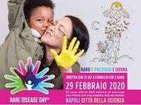 13th World Rare DiseaseDay Raro e prezioso è Donna. Affinché la voce dei malati rari, delle famiglie, dei caregivere della ricerca non si spengano