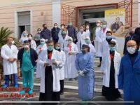 Ospedale Santa Maria della Pieta' di Casoria. Appello al Presidente della regione Campania Vincenzo De Luca. 1 MINUTO… PER DIRE CHE CI SIAMO!