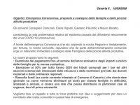 Casoria: emergenza Coronavirus, le proposte del Movimento Cinque Stelle