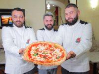 """Nella citta' dì Troisi San Giorgio A Cremano il progetto dì rielaborazione della pizza napoletana attraverso l'innovazione per preservare la tradizione dei fratelli Salvo """"Da Tonino Salvo"""""""