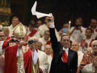 Il Cardinale Sepe dona due ecografi all'Ospedale Cotugno di Napoli