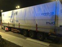 Campania, Covid-19: 90 nuovi casi positivi, il 15 Aprile sarà operativo il centro Covid all'Ospedale del Mare