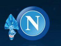 La Società Calcio Napoli dona uova di pasqua ufficiali azzurre agli Ospedali
