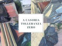 Casoria: continuano i controlli sul territorio, sequestro e sanzione per sversamento abusivo di rifiuti.