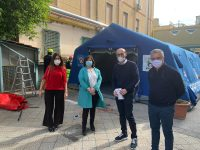 Sanità: Amato,Casillo e Ciaramella,visita ospedale Camilliano