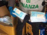 CASORIA: DENUNCIATO TRAFFICANTE DI MASCHERINE CONTRAFFATTE