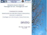 """Mercoledì 15 luglio ore 10.00 IC """"Filippo Palizzi"""" presenta il progetto: """" I Paesaggi di Casoria"""""""