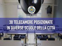 A Casoria verranno installate 30 telecamere nei pressi delle scuole per contrastare lo spaccio