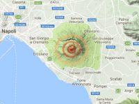 Campania: lieve scossa di terremoto ad Ottaviano