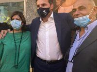 Casoria: il Ministro Francesco Boccia e Orsino Esposito insieme per sostenere la candidatura di Antonella Ciaramella