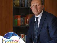 Oggi incontriamo Eduardo Maria Piccirilli,candidato al Consiglio Regionale, nella Lista Più Campania in Europa.