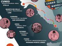 Casoria sarà tappa del tour in bici Cuneo-Napoli  in nome di Totò.