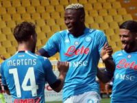 Il Napoli inizia bene, 2-0 a Parma. Buono l'esordio del nuovo acquisto Osimhen