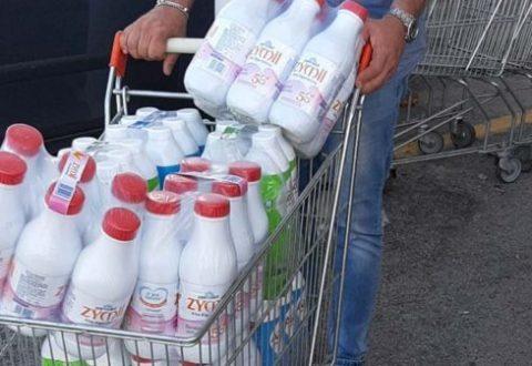 """Emergenza covid-19 – Merqurio torna in campo con """"Aiutaci ad aiutare"""" Raccolta alimentare solidale per le famiglie in difficoltà"""