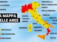 Covid-19: La Campania rischia di diventare zona arancione dopo i nuovi calcoli dei tecnici