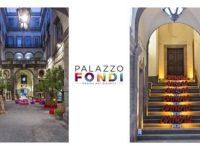 Riceviamo e pubblichiamo. Palazzo Fondi, premiato tra le migliori location d'Italia